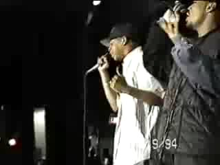 Jay-Z � I Can't Get With That (live in Southeast High School 1994)